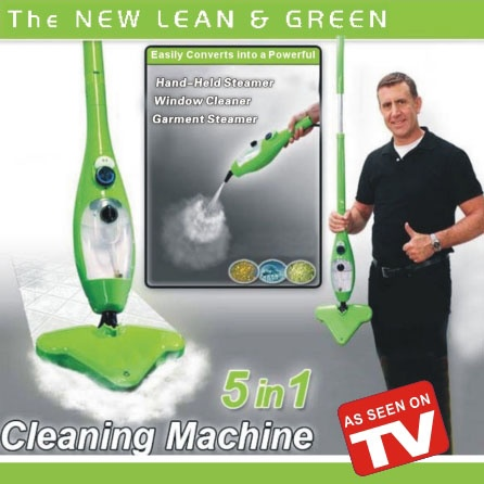 H2O Steam MOP X5 HK-3015