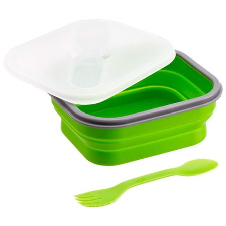 Silicone Collapsible Lunch Box HK-2624