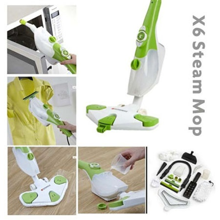 X6 Steam Mop HK-3012