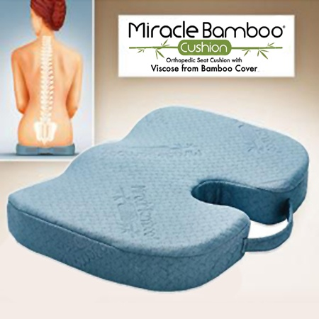 Miracle Bamboo Cushion HK-1327